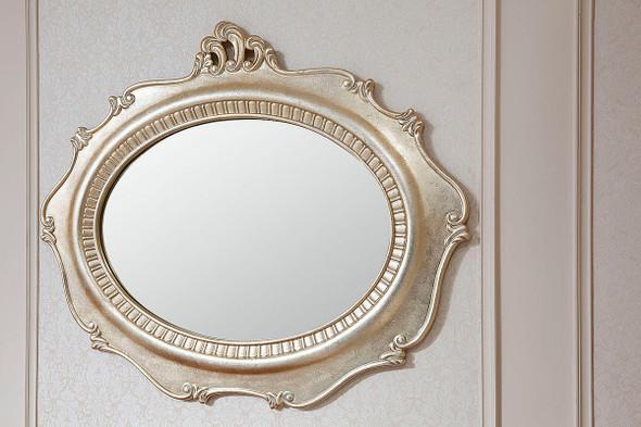 """35"""" Gold Mirror"""