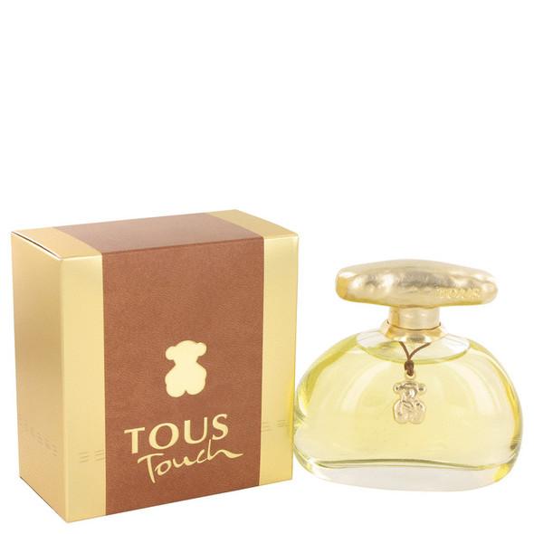 Tous Touch by Tous Eau De Toilette Spray 3.4 oz for Women