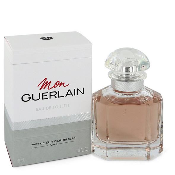 Mon Guerlain by Guerlain Eau De Toilette Spray oz for Women