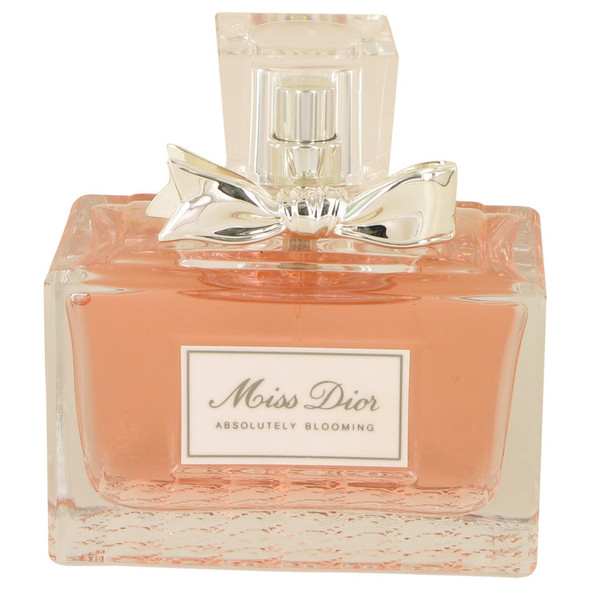 Miss Dior Absolutely Blooming by Christian Dior Eau De Parfum Spray 3.4 oz for Women