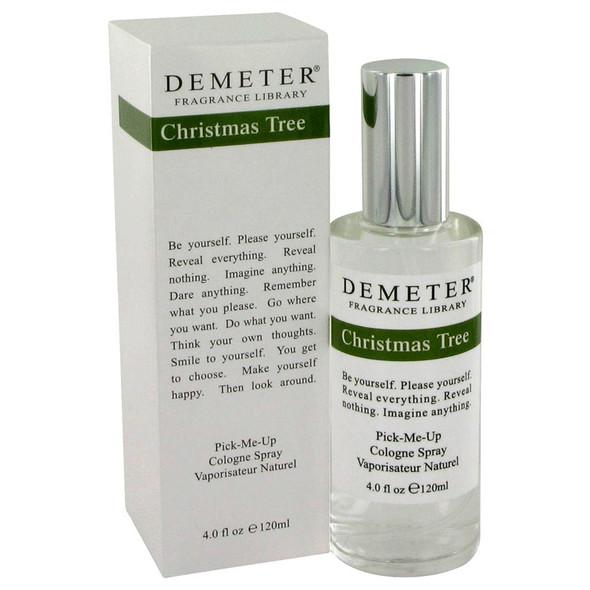 Demeter Christmas Tree by Demeter Cologne Spray 4 oz for Women