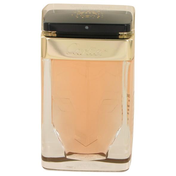 Cartier La Panthere Edition Soir by Cartier Eau De Parfum Spray 2.5 oz for Women