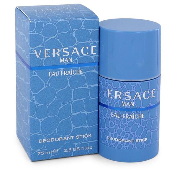 Versace Man by Versace Eau Fraiche Deodorant Stick 2.5 oz  for Men