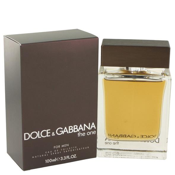 The One by Dolce & Gabbana Eau De Toilette Spray 5.1 oz for Men
