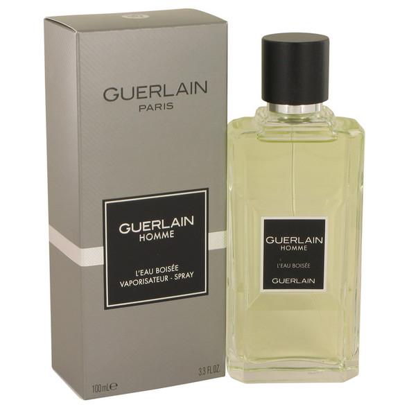 Guerlain Homme L'eau Boisee by Guerlain Eau De Toilette Spray for Men