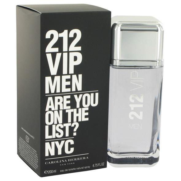212 Vip by Carolina Herrera Eau De Toilette Spray for Men