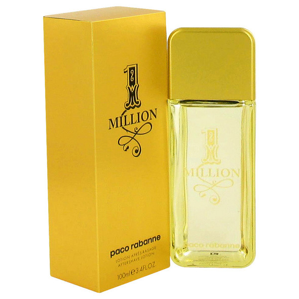 1 Million by Paco Rabanne After Shave 3.4 oz for Men