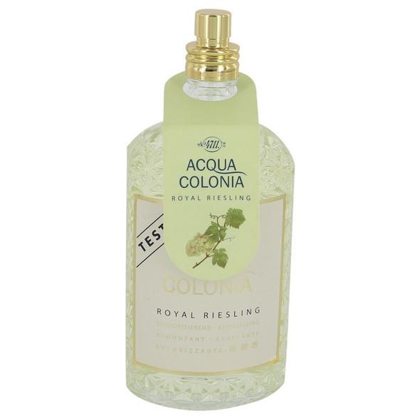 4711 Acqua Colonia Royal Riesling by Maurer & Wirtz Eau De Cologne Spray (Tester) 5.7 oz for Women