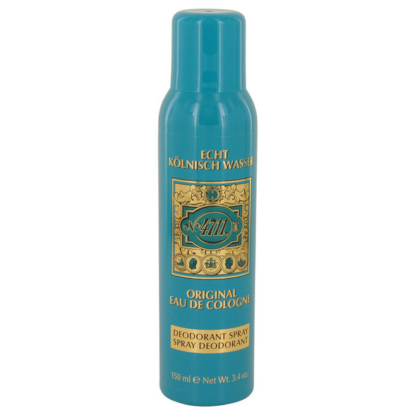 4711 by Muelhens Deodorant Spray (Unisex) 5 oz for Men