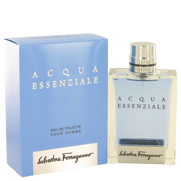 Acqua Essenziale by Salvatore Ferragamo Eau De Toilette Spray for Men