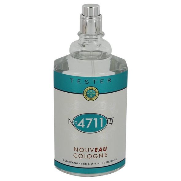 4711 Nouveau by Maurer & Wirtz Cologne Spray (Unisex Tester) 3.4 oz for Men