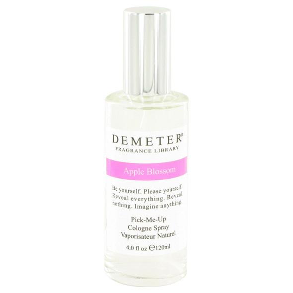 Demeter Apple Blossom by Demeter Cologne Spray 4 oz for Women