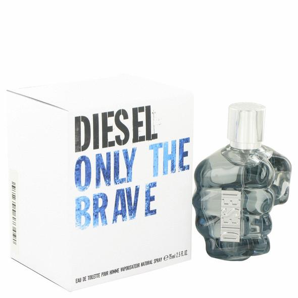 Only the Brave by Diesel Eau De Toilette Spray for Men