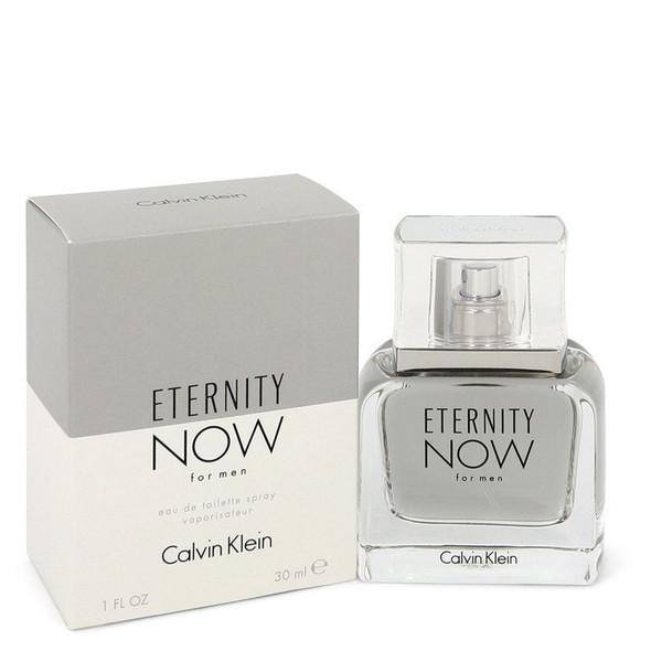 Eternity Now by Calvin Klein Eau De Toilette Spray for Men