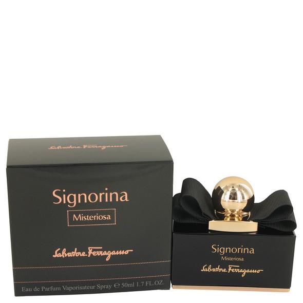Signorina Misteriosa by Salvatore Ferragamo Eau De Parfum Spray for Women