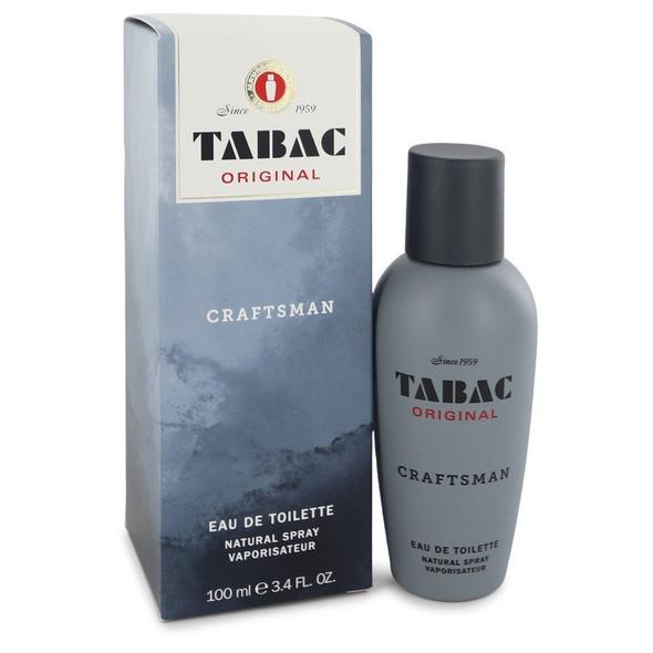Tabac Original Craftsman by Maurer & Wirtz Eau De Toilette Spray for Men