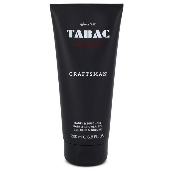 Tabac Original Craftsman by Maurer & Wirtz Shower Gel 6.8 oz for Men