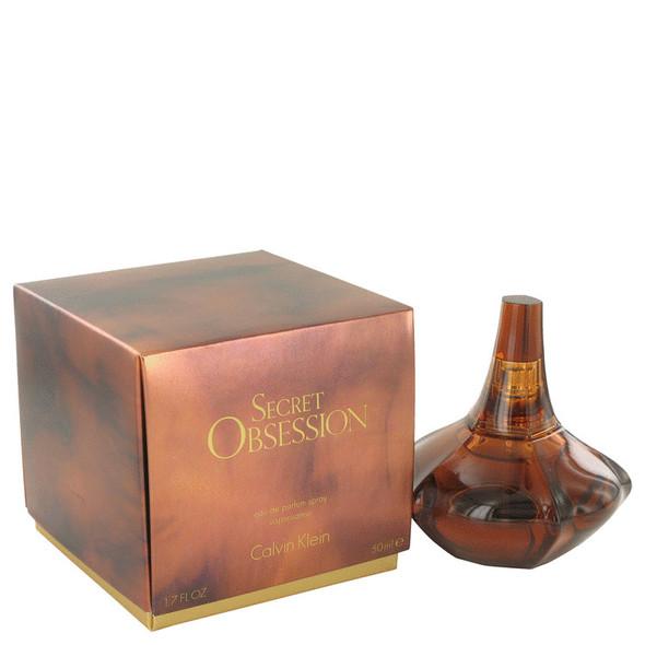 Secret Obsession by Calvin Klein Eau De Parfum Spray for Women