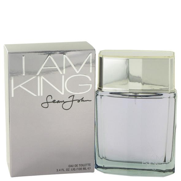I Am King by Sean John Eau De Toilette Spray for Men