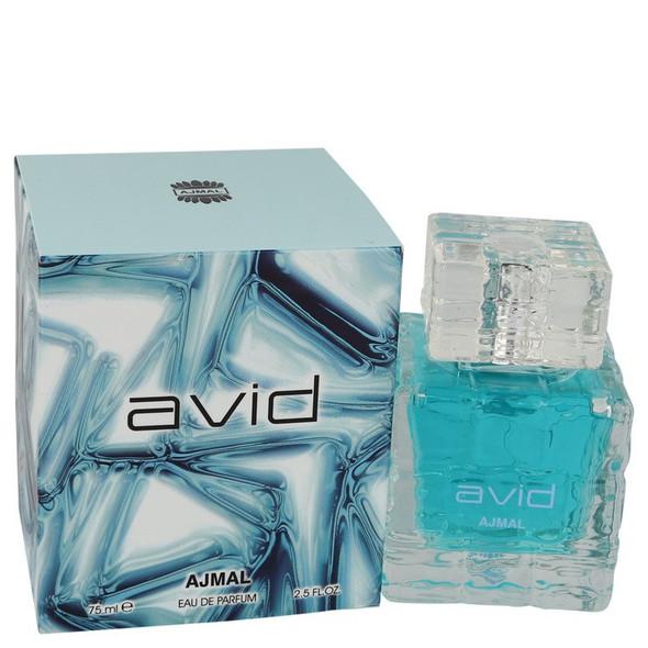 Ajmal Avid by Ajmal Eau De Parfum Spray 2.5 oz for Men