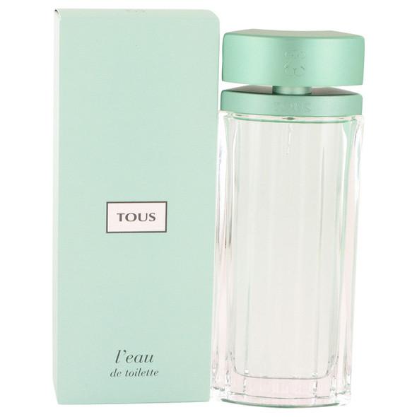 Tous L'eau by Tous Eau De Toilette Spray 3 oz for Women
