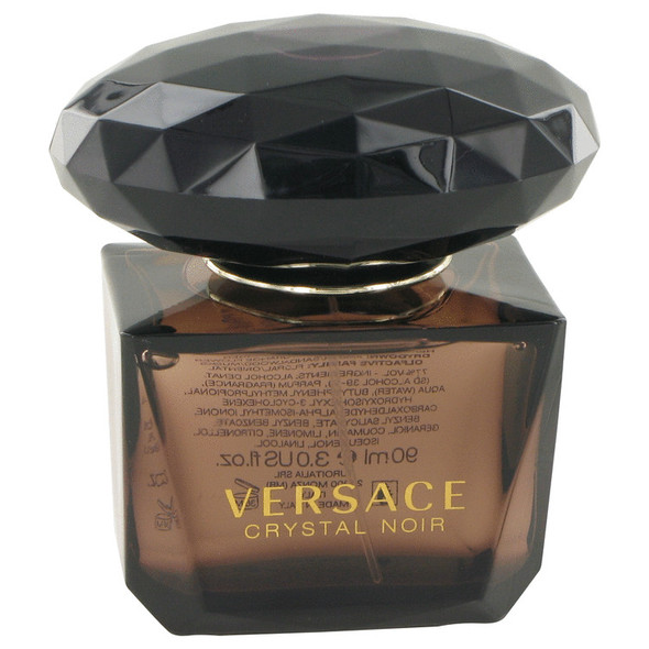 Crystal Noir by Versace Eau De Parfum Spray for Women