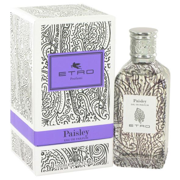 Paisley by Etro Eau De Parfum Spray (Unisex) 3.4 oz for Women