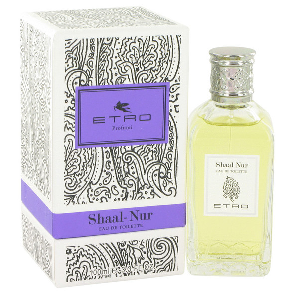 Shaal Nur by Etro Eau De Toilette Spray (Unisex) 3.4 oz for Women