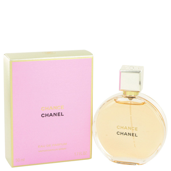 Chance by Chanel Eau De Parfum Spray for Women