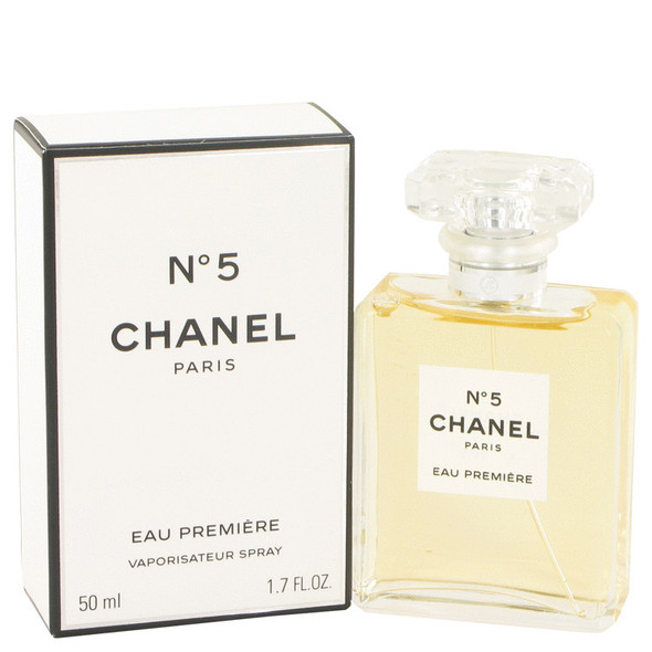 CHANEL No. 5 by Chanel Eau De Parfum Premiere Spray for Women