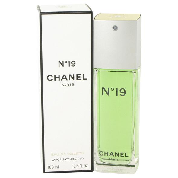 CHANEL 19 by Chanel Eau De Toilette Spray 3.4 oz for Women