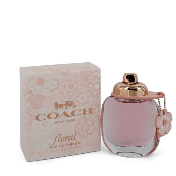 Coach Floral by Coach Eau De Parfum Spray for Women