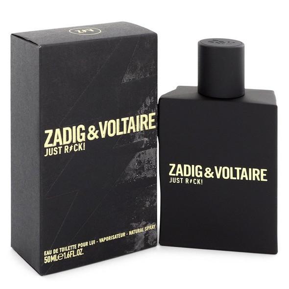 Just Rock by Zadig & Voltaire Eau De Toilette Spray for Men