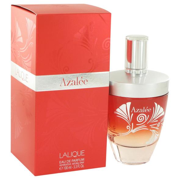 Lalique Azalee by Lalique Eau De Parfum Spray 3.3 oz for Women