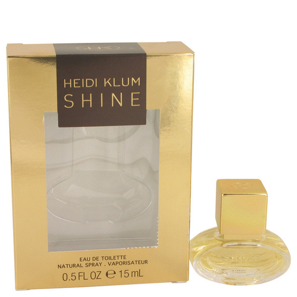 Shine by Heidi Klum Eau De Toilette Spray for Women