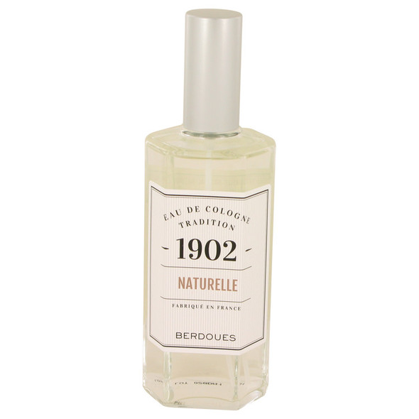 1902 Natural by Berdoues Eau De Cologne Spray for Men