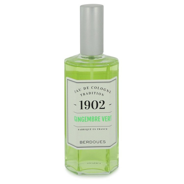 1902 Gingembre Vert by Berdoues Eau De Cologne Spray for Women