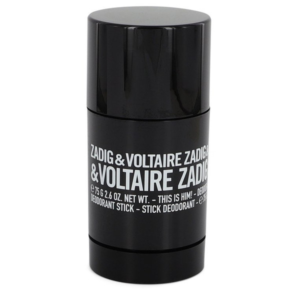 This is Him by Zadig & Voltaire Deodorant Stick 2.6 oz for Men