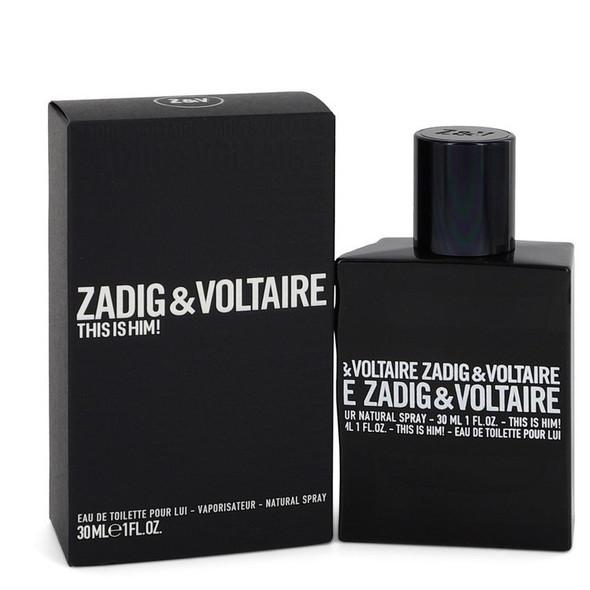 This is Him by Zadig & Voltaire Eau De Toilette Spray for Men
