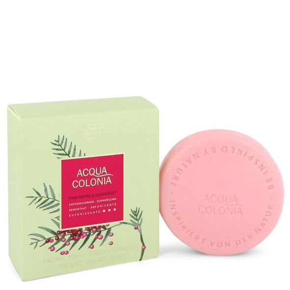 4711 Acqua Colonia Pink Pepper & Grapefruit by Maurer & Wirtz Soap 3.5 oz for Women