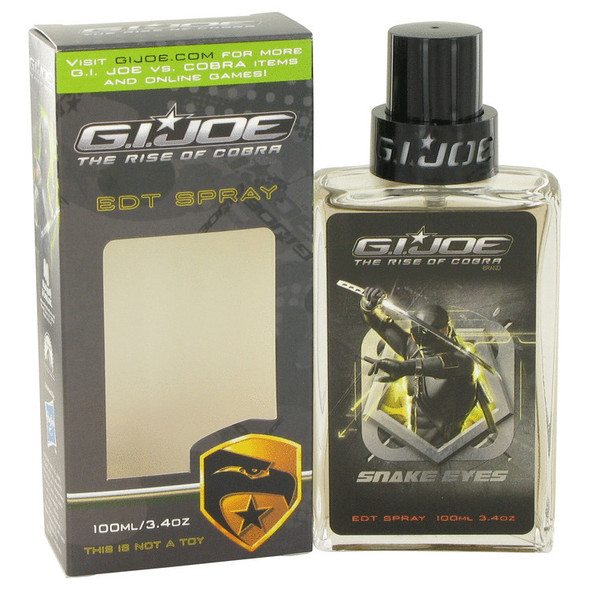 GI Joe by Marmol & Son Eau De Toilette Spray 3.4 oz for Men
