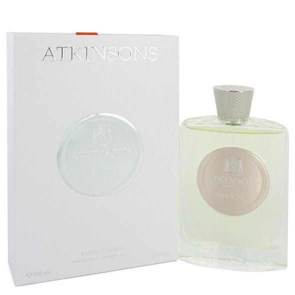 Atkinsons Mint & Tonic by Atkinsons Eau De Parfum Spray (Unisex) 3.3 oz for Women