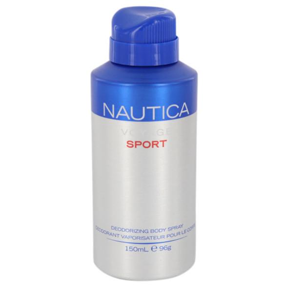 Nautica Voyage Sport by Nautica Body Spray 5 oz for Men