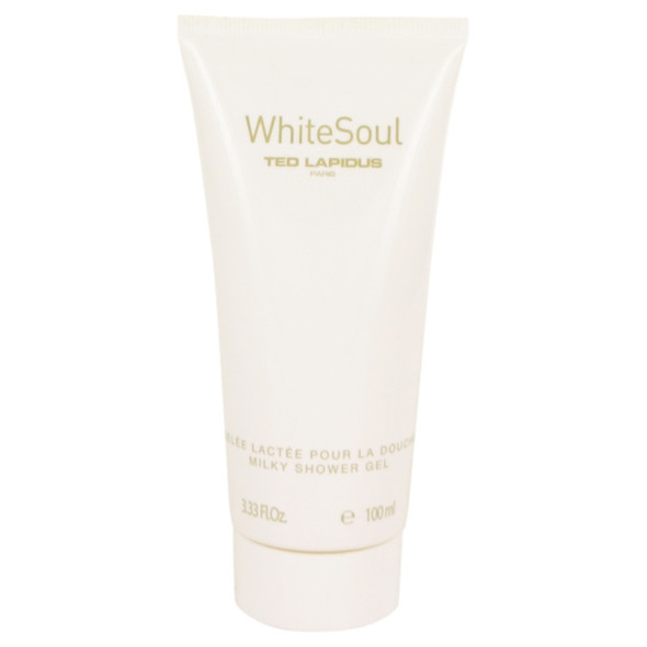 White Soul by Ted Lapidus Shower Gel 3.4 oz for Women