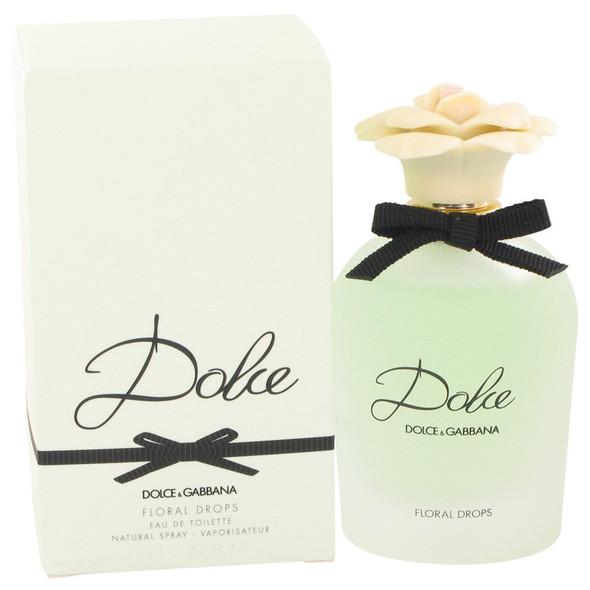 Dolce Floral Drops by Dolce & Gabbana Eau De Toilette Spray for Women