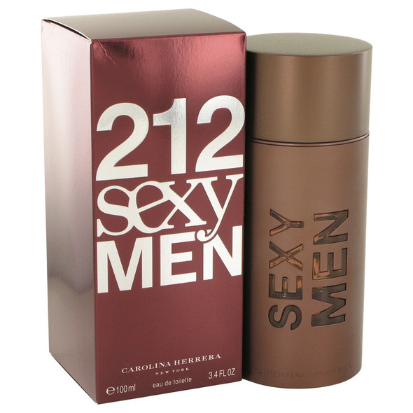 212 Sexy by Carolina Herrera Eau De Toilette Spray for Men
