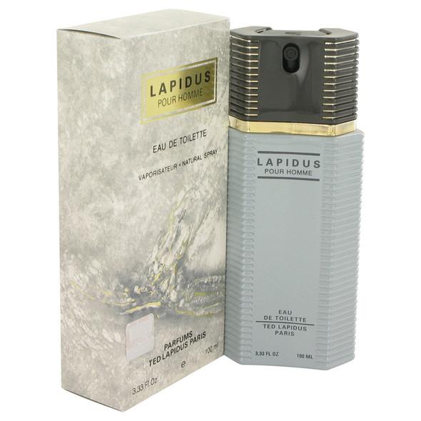 LAPIDUS by Ted Lapidus Eau De Toilette Spray for Men