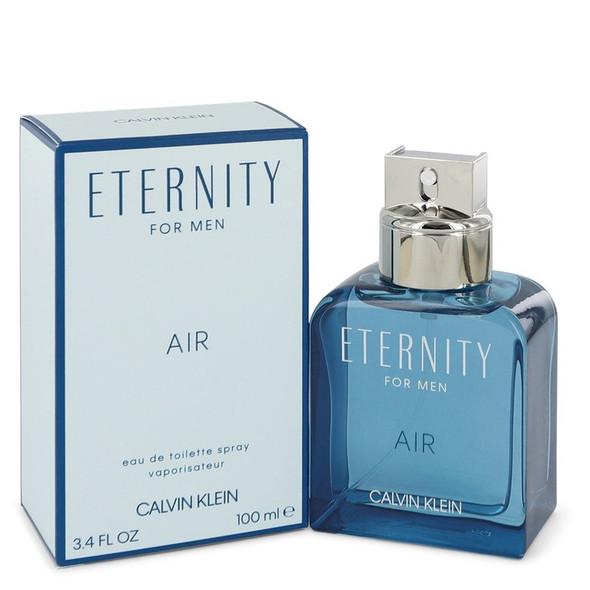 Eternity Air by Calvin Klein Eau De Toilette Spray for Men