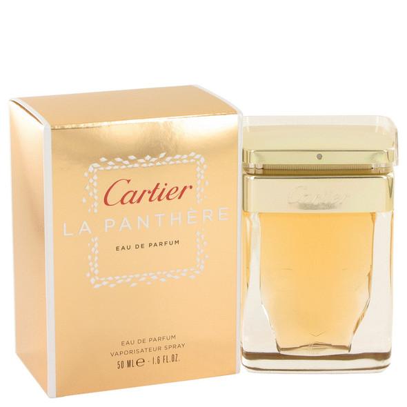 Cartier La Panthere by Cartier Eau De Parfum Spray for Women