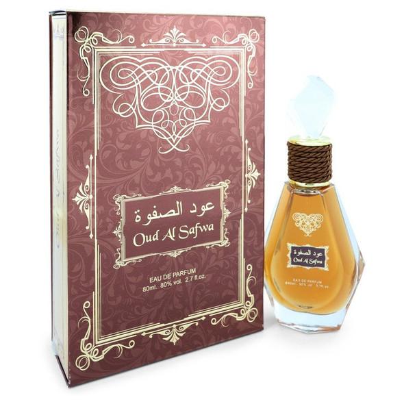 Oud Al Safwa by Rihanah Eau De Parfum Spray (Unisex) 2.7 oz for Men